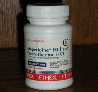 Buy Meperidine hcl Online